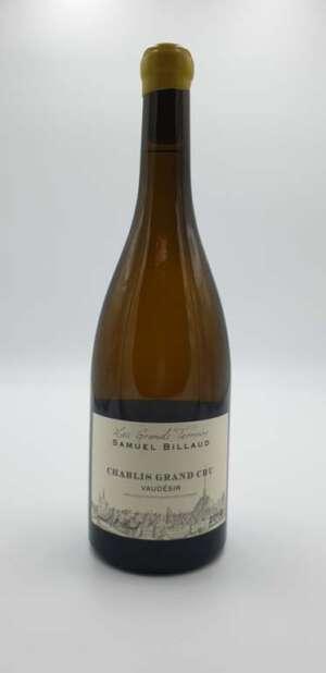 Domaine Samuel Billaud - Chablis Grand Cru Vaudésir - 2016