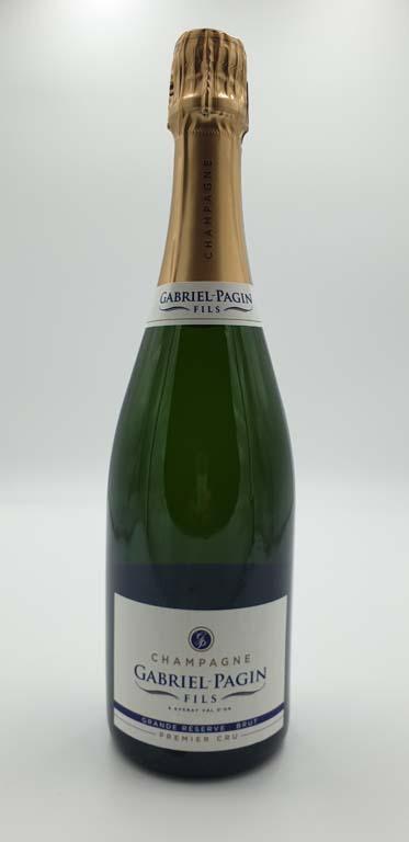 Champagne Gabriel Pagin - Grande Réserve