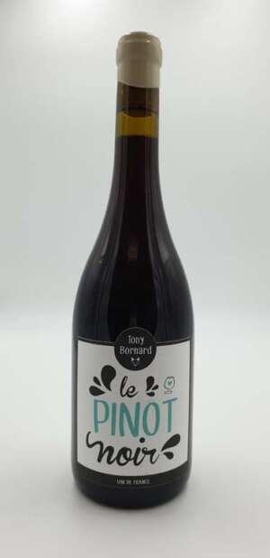 Domaine Bornard - Jura - le Pinot Noir - 2016