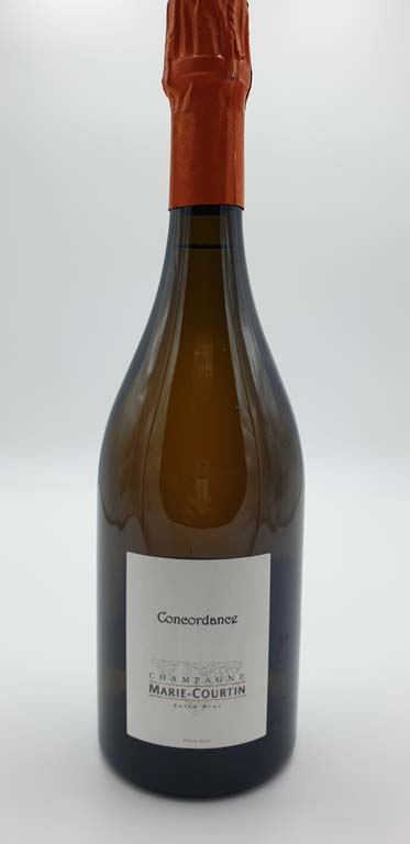 Champagne Marie Courtin - Concordance - 2015